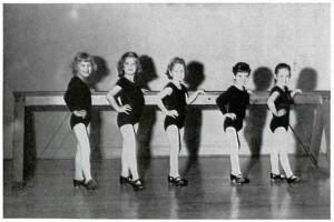 Baby Class, Circa 1960