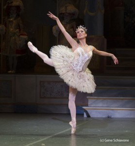 Lia Cirio, Boston Ballet