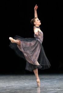 Carli Samuelson, Pacific Northwest Ballet