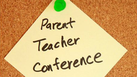 CPYB parent-teacher conference note