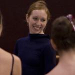 Choreographer Kelly Ann Sloan (c) Maria Barnett Photography