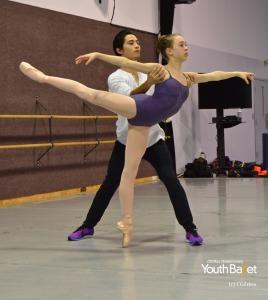 A New Page choreography Cirio