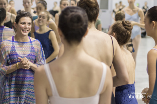 Central Pennsylvania Youth Ballet A New Page Summer
