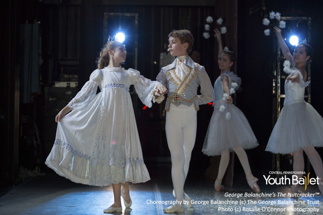 Magic A New Page Balanchine Nutcracker