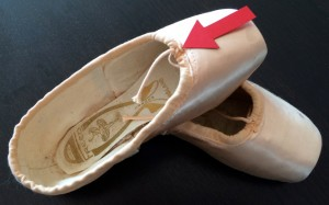 CPYB purchasing pointe shoes A New Page Blog