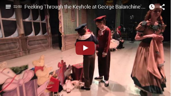 CPYB George Balanchine's The Nutcracker