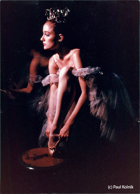 Darla Hoover A New Page Blog Balanchine