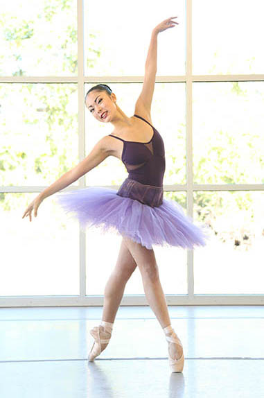 Grace Anli Central Pennsylvania Youth Ballet Sleeping Beauty