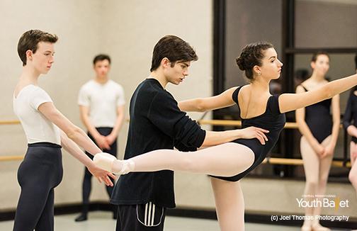 Central Pennsylvania Youth Ballet Durante Verzola June Series