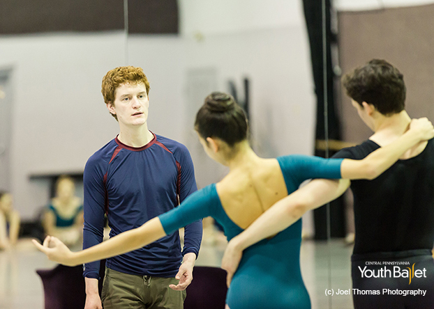 Central Pennsylvania Youth Ballet June Series Movement
