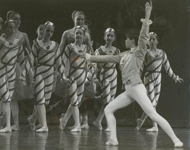 Central Pennsylvania Youth Ballet Nutcracker Tradition