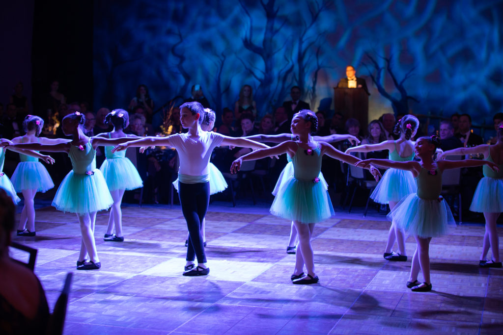 Balances - An Enchanted Evening at the Barre Gala