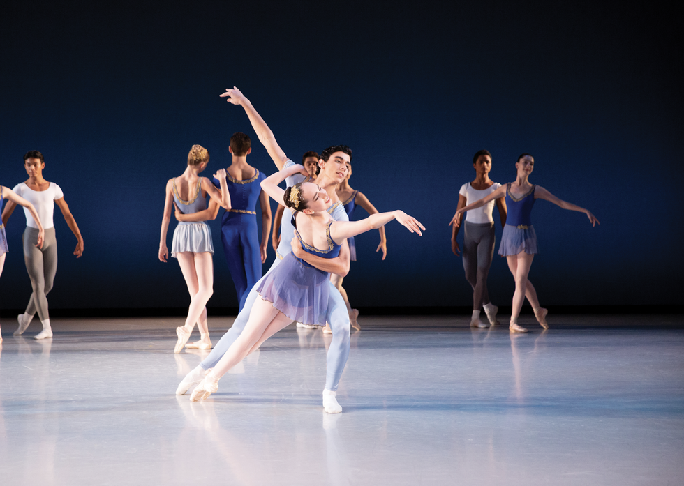 Miami City Ballet intensive