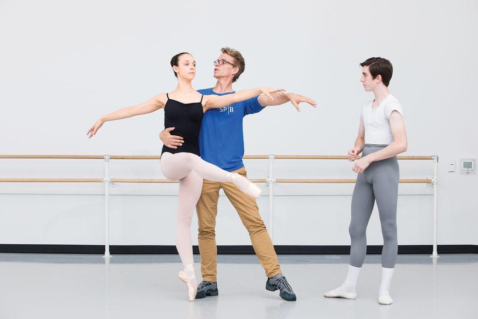 School of Pennsylvania Ballet intensive